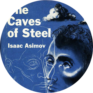 Book cover for Caves of Steel