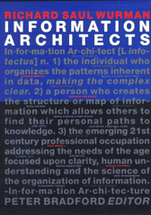 Book titled Information Architects